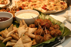Corporate Event Buffets for Business